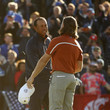 Tiger Woods Tommy Fleetwood Photos