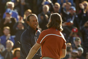 Tiger Woods Tommy Fleetwood Photos Photo