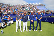Henrik Stenson and Rickie Fowler Photos Photo