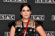 Hillary Scott of musical group Lady Antebellum attends the 2018 SESAC Nashville Music Awards at Country Music Hall of Fame and Museum on November 11, 2018 in Nashville, Tennessee.