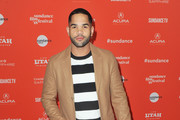 """Actor Dijon Talton attends the """"A Boy, A Girl, A Dream"""" Premiere during the 2018 Sundance Film Festival at Park City Library on January 22, 2018 in Park City, Utah."""