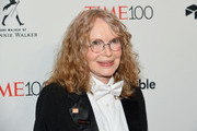 Actor Mia Farrow attends the 2018 Time 100 Gala at Jazz at Lincoln Center on April 24, 2018 in New York City.