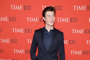 Musician Shawn Mendes attends the 2018 Time 100 Gala at Jazz at Lincoln Center on April 24, 2018 in New York City.