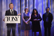Thomas Schumacher speaks onstage during the 2018 Tony Awards Nominations Announcement at The New York Public Library for the Performing Arts on May 1, 2018 in New York City.
