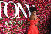 Condola Rashad attends the 72nd Annual Tony Awards at Radio City Music Hall on June 10, 2018 in New York City.