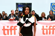 """Gabrielle Union attends the """"The Public"""" premiere during 2018 Toronto International Film Festival at Roy Thomson Hall on September 9, 2018 in Toronto, Canada."""