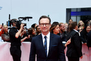 """Christian Slater attends the """"The Public"""" premiere during 2018 Toronto International Film Festival at Roy Thomson Hall on September 9, 2018 in Toronto, Canada."""
