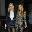 Alina Baikova and Andreja Pejic Photos
