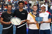 Mike Bryan and Marcelo Melo Photos Photo