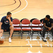 Kevin Love and Kyrie Irving Photos