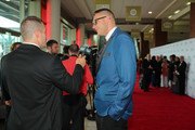 Cole Aldrich walks the red carpet at the 2018 So the World May Hear Awards Gala benefitting Starkey Hearing Foundation at the Saint Paul RiverCentre on July 15, 2018 in St. Paul, Minnesota.