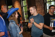 Singer-songwriter Hunter Hayes joins ACM Lifting Lives Music Campers at The Wildhorse Saloon on June 14, 2019 in Nashville, Tennessee.