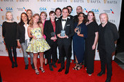Filmmakers and jurors attend the BAFTA Student Film Awards presented by Global Student Accommodation (GSA) on July 09, 2019 in Santa Monica, California.