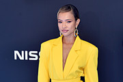 Karrueche Tran attends the 2019 BET Awards at Microsoft Theater on June 23, 2019 in Los Angeles, California.