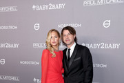 (L-R) Rachel Zoe and Rodger Berman attend the 2019 Baby2Baby Gala presented by Paul Mitchell on November 09, 2019 in Los Angeles, California.