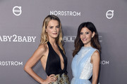 (L-R) Norah Weinstein and Kelly Sawyer Patricof attend the 2019 Baby2Baby Gala presented by Paul Mitchell at 3LABS on November 09, 2019 in Culver City, California.