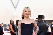 Julia Michaels attends the 2019 Billboard Music Awards at MGM Grand Garden Arena on May 1, 2019 in Las Vegas, Nevada.