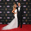 Hannah Jeter and Tom Mitchell