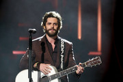Honoree Thomas Rhett performs onstage during the 2019 CMT Artists of the Year at Schermerhorn Symphony Center on October 16, 2019 in Nashville, Tennessee.