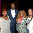Donnie McClurkin and Tina Campbell