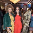 Robin Givens and Nyakim Gatwech Photos