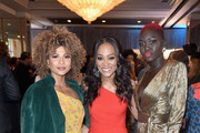Robin Givens and Nyakim Gatwech Photos Photo