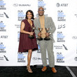 Regina King and Barry Jenkins Photos