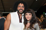 Sheila Vand and Daveed Diggs Photos Photo