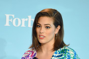Ashley Graham speaks at the 2019 Forbes Women's Summit at Pier 60 on June 18, 2019 in New York City.