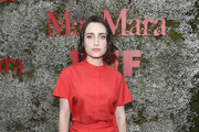 Zoe Lister-Jones attends the 2019 Women In Film Max Mara Face Of The Future, celebrating Elizabeth Debicki, at Chateau Marmont on June 11, 2019 in Los Angeles, California.