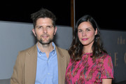 Adam Scott and Naomi Scott Photos Photo