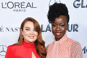 Danai Gurira and Samantha Barry Photos Photo