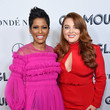 Tamron Hall and Samantha Barry Photos
