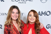 Annie Murphy and Samantha Barry Photos Photo