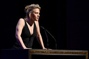 Kate McKinnon speaks onstage at the 2019 Glamour Women Of The Year Awards at Alice Tully Hall on November 11, 2019 in New York City.
