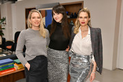 Erin Foster, Madeline Hirsch and Sara Foster attend the 2019 Glamour Women of the Year Summit Experiences on November 10, 2019 in New York City.