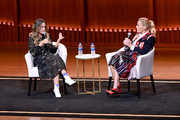 Jen Gotch and Busy Philipps speak onstage during the My Best Friend, My Best Self panel at the 2019 Glamour Women Of The Year Summit at Alice Tully Hall on November 10, 2019 in New York City.