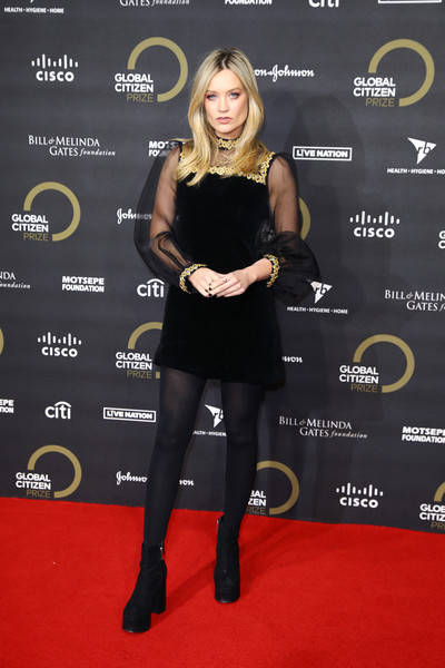 2019 Global Citizen Prize at The Royal Albert Hall - Red Carpet