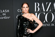 Louise Roe attends the 2019 Harper's Bazaar ICONS on September 06, 2019 in New York City.