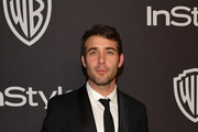 James Wolk attends the 2019 InStyle and Warner Bros. 76th Annual Golden Globe Awards Post-Party at The Beverly Hilton Hotel on January 6, 2019 in Beverly Hills, California.