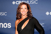 Sarah McLachlan attends the 2019 Juno Awards - Arrivals at Budweiser Gardens on March 17, 2019 in London, Canada.