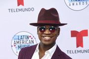 Ne-Yo attends the 2019 Latin American Music Awards at Dolby Theatre on October 17, 2019 in Hollywood, California.