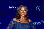 Benita Fitzgerald Mosley attends the 2019 Laureus Fashion Show Gala during New York Fashion Week, bringing together sport and fashion to shine a light on Sport for Good at Mercedes-Benz Manhattan on September 10, 2019 in New York City.