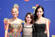 McKenna Grace Katie Sarife Photos Photo