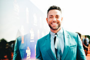 Image has been processed using digital filters)  Zachary Levi attends the 2019 MTV Movie and TV Awards at Barker Hangar on June 15, 2019 in Santa Monica, California.