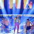 Dwayne Johnson Photos - Dwayne Johnson performs onstage during the 2019 MTV Movie and TV Awards at Barker Hangar on June 15, 2019 in Santa Monica, California. - 2019 MTV Movie And TV Awards -  Show