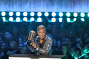Jada Pinkett Smith accepts the MTV Trailblazer Award onstage during the 2019 MTV Movie and TV Awards at Barker Hangar on June 15, 2019 in Santa Monica, California.