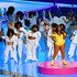 Lizzo Photos - Lizzo performs onstage during the 2019 MTV Video Music Awards at Prudential Center on August 26, 2019 in Newark, New Jersey. - 2019 MTV Video Music Awards - Fixed Show