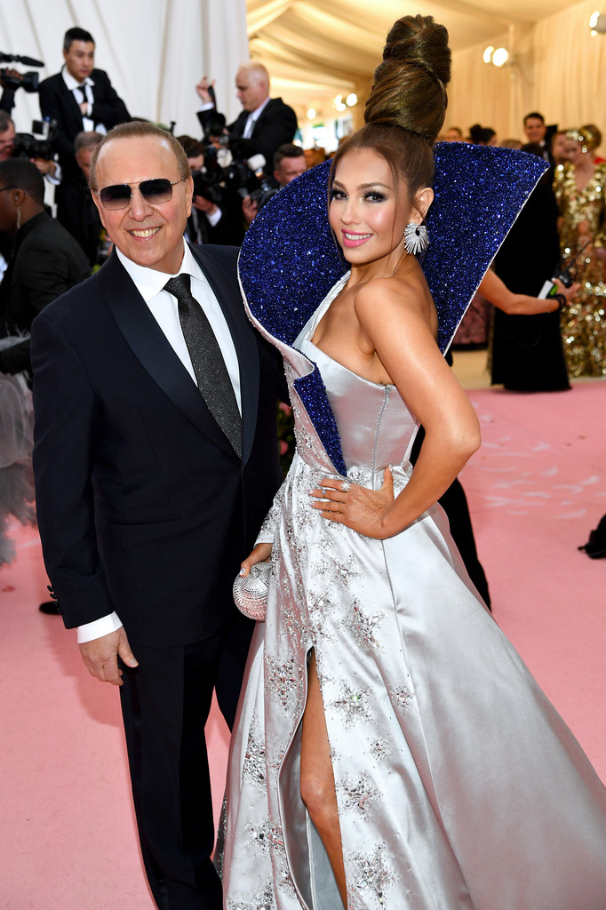 Tommy Mottola, Thalia - Tommy Mottola and Thalia Photos ...