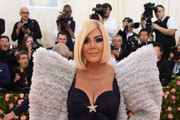Kris Jenner attends The 2019 Met Gala Celebrating Camp: Notes on Fashion at Metropolitan Museum of Art on May 06, 2019 in New York City.